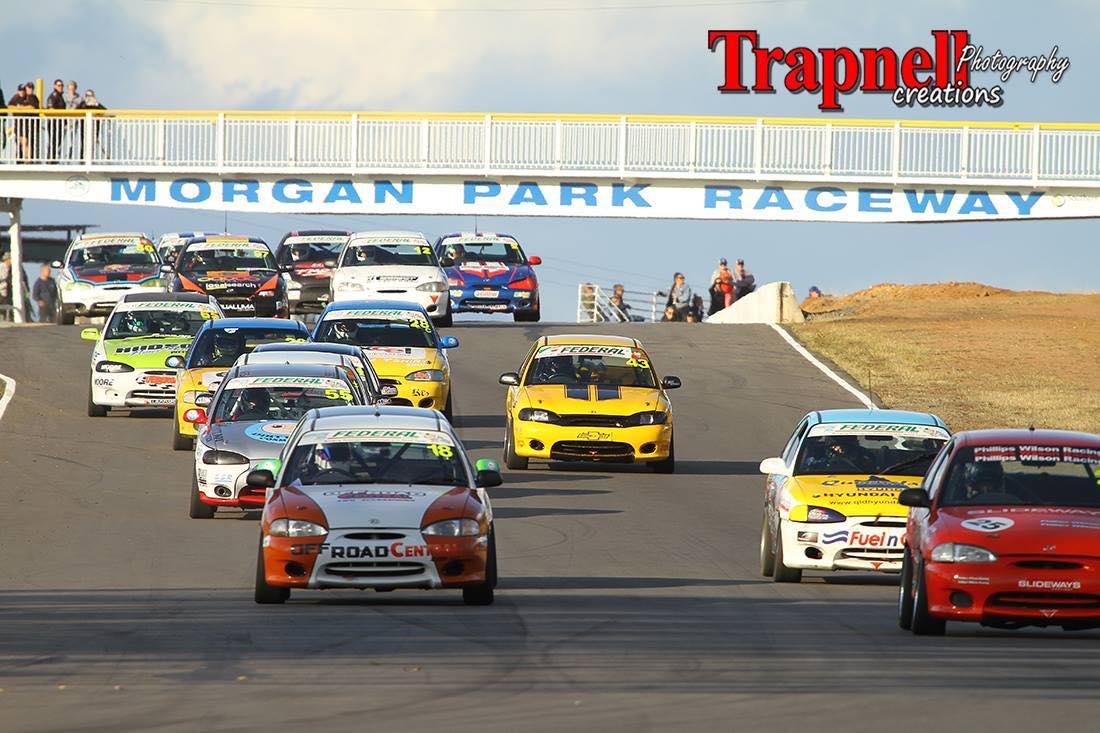 Morgan Park Raceway, Warwick